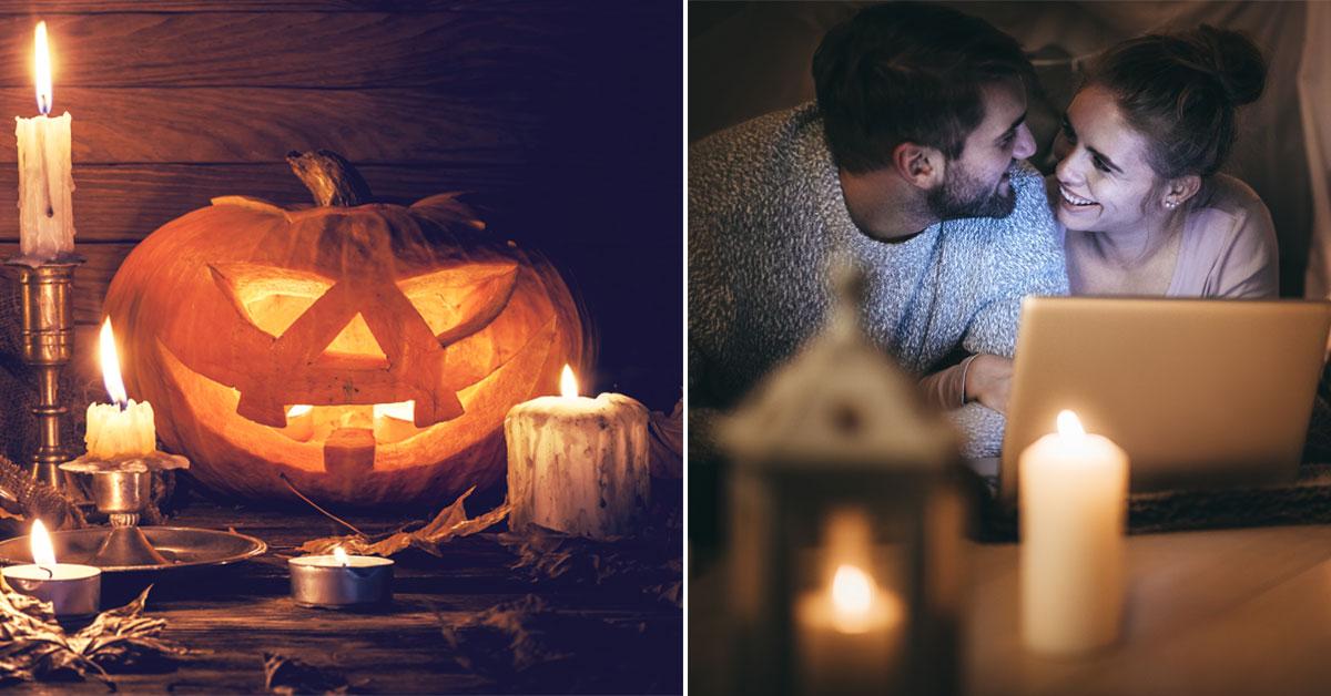 Några scary (och lite mysiga) saker att göra på Halloween