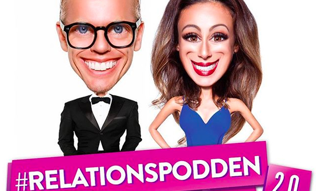 Bingo & Katrin pratar om GoodOnes i Relationspodden
