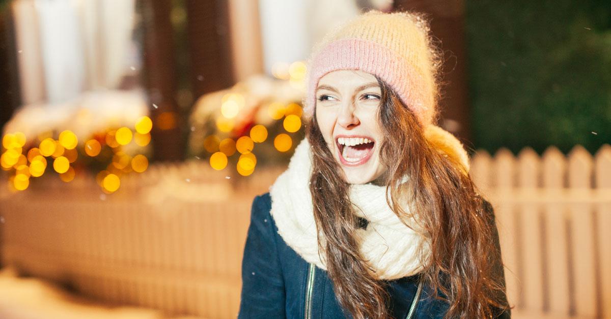 Nice saker med att vara singel kring jul och nyår